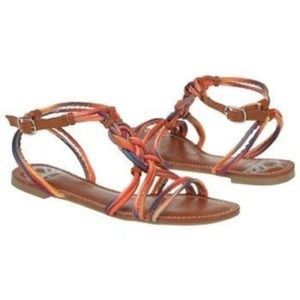 Fergalicious Braided Sandals - 7.5